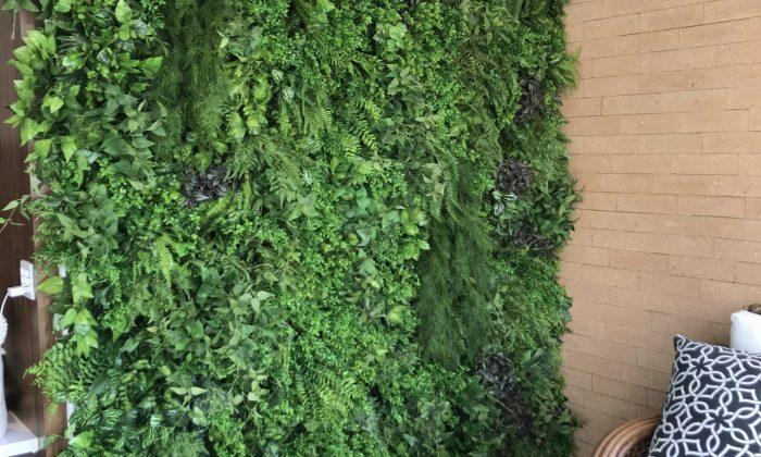 All Green Decor Jardim Vertical Permanente Home